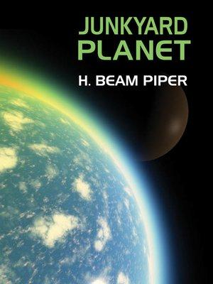 cover image of Junkyard Planet