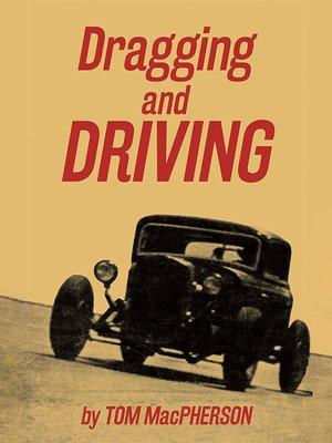 cover image of Dragging and Driving