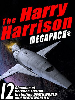 cover image of The Harry Harrison Megapack