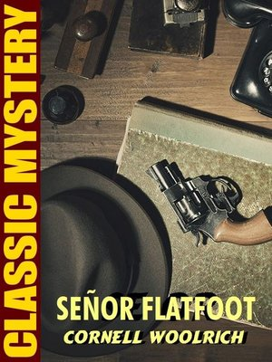 cover image of Señor Flatfoot