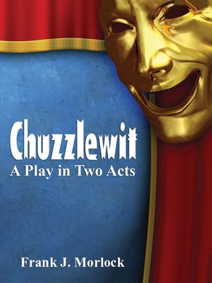 cover image of Chuzzlewit