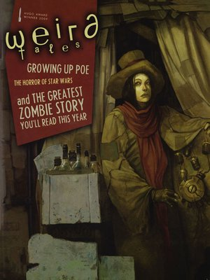 cover image of Weird Tales, Volume 354