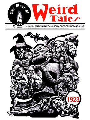 cover image of The Best of Weird Tales