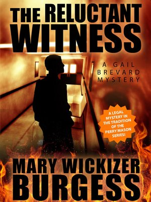 cover image of The Reluctant Witness