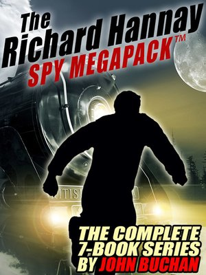 cover image of The Richard Hannay Megapack