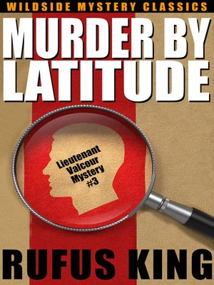 cover image of Murder by Latitude
