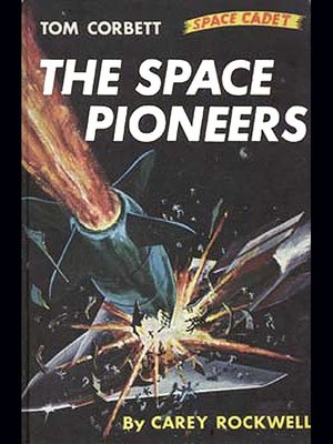 cover image of The Space Pioneers