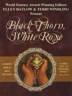 cover image of Black Thorn, White Rose