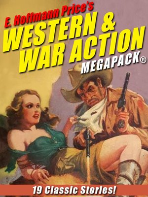cover image of E. Hoffmann Price's War and Western Action