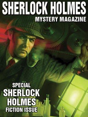 cover image of Sherlock Holmes Mystery Magazine #5