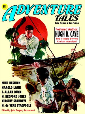 cover image of Adventure Tales, Volume 1