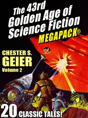 cover image of The 43rd Golden Age of Science Fiction