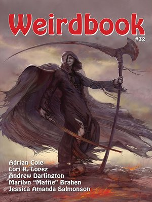 cover image of Weirdbook 32