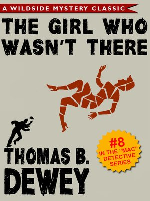 cover image of The Girl Who Wasn't There