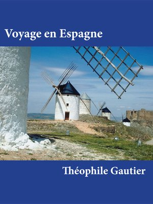 cover image of Voyage en Espagne
