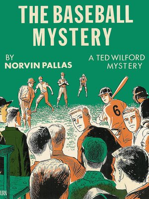 cover image of The Baseball Mystery