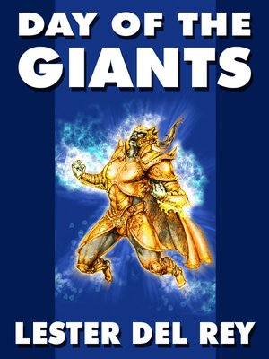 cover image of Day of the Giants