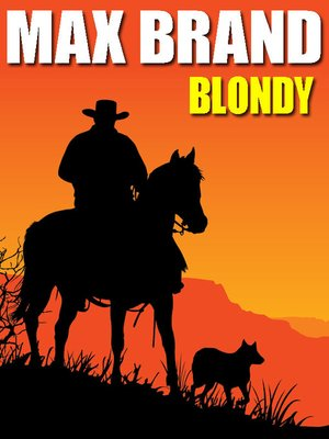 cover image of Blondy