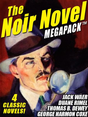 cover image of The Noir Novel