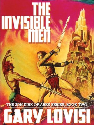 cover image of The Invisible Men