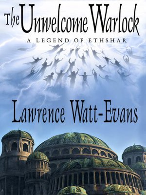 cover image of The Unwelcome Warlock
