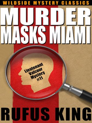 cover image of Murder Masks Miami