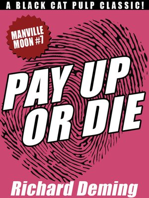 cover image of Pay Up or Die