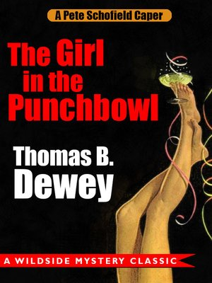 cover image of The Girl in the Punchbowl