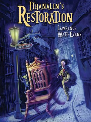 cover image of Ithanalin's Restoration