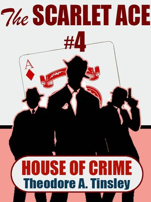 cover image of House of Crime