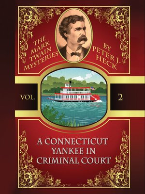 cover image of A Connecticut Yankee in Criminal Court