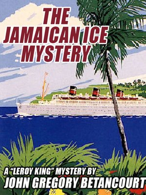 cover image of The Jamaican Ice Mystery
