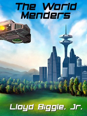 cover image of The World Menders