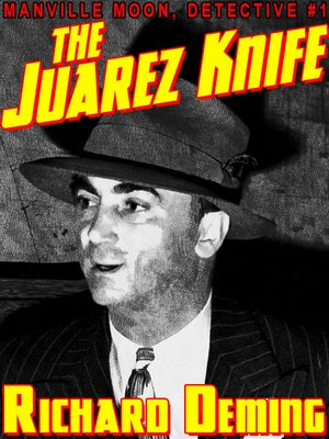 cover image of The Juarez Knife