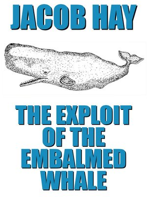 cover image of The Exploit of the Embalmed Whale