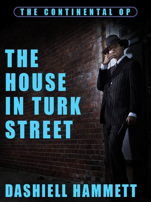 cover image of The House In Turk Street