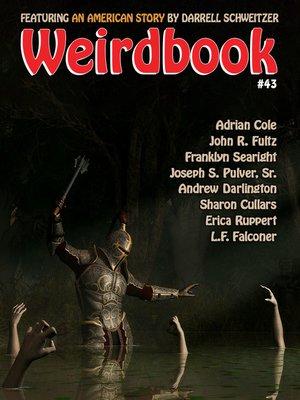 cover image of Weirdbook #43