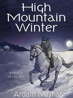 cover image of High Mountain Winter
