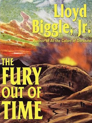 cover image of The Fury Out of Time