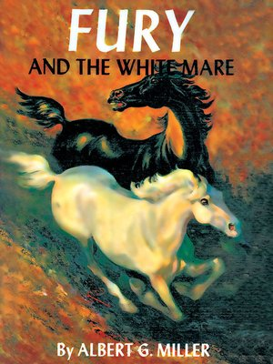 cover image of Fury and the White Mare