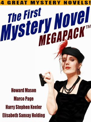 cover image of The First Mystery Novel