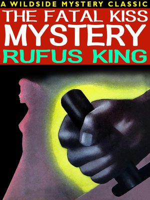 cover image of The Fatal Kiss Mystery
