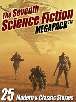 cover image of The Seventh Science Fiction Megapack