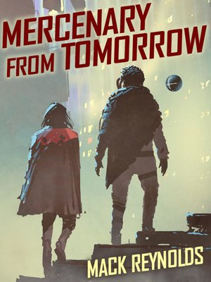 cover image of Mercenary from Tomorrow