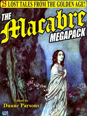 cover image of The Macabre Megapack