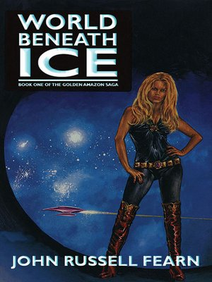 cover image of World Beneath Ice