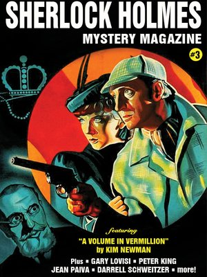 cover image of Sherlock Holmes Mystery Magazine, Volume 3