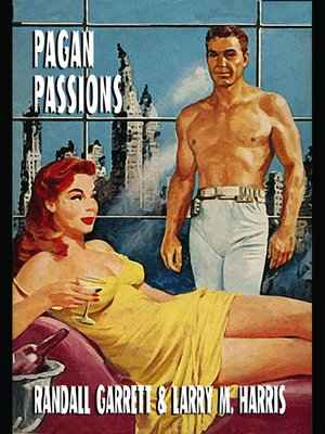 cover image of Pagan Passions