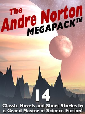 cover image of The Andre Norton Megapack