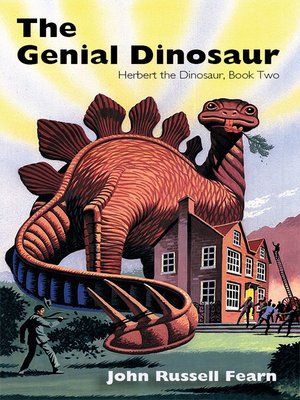 cover image of The Genial Dinosaur